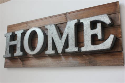 home decor metal letters for signs trend home design and 25 best ideas about decorative wall letters on pinterest