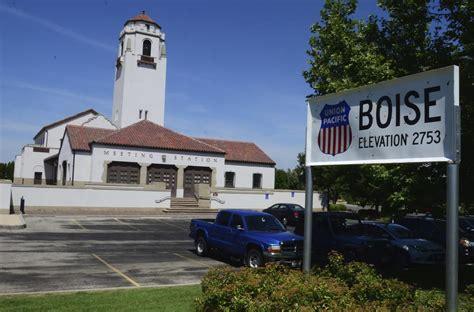 boise depot landmarks historical buildings boise id