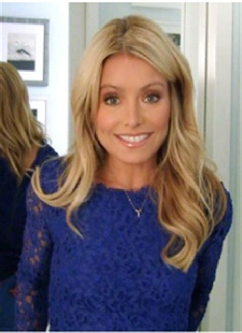 how does kelly ripa style her hair 30 best images about kelly on pinterest kelly ripa kids