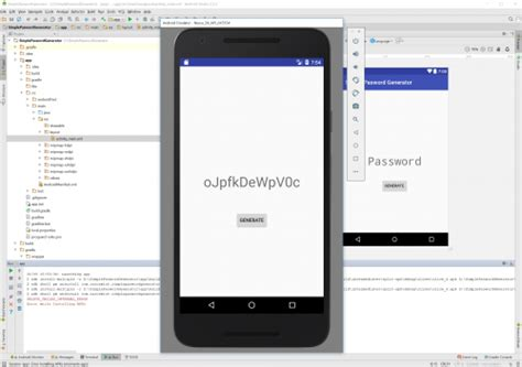 layout android generator android simple password generator free source code