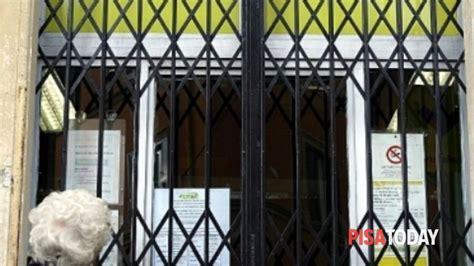 ufficio postale pontedera chiusura ufficio postale di pontedera e vicopisano