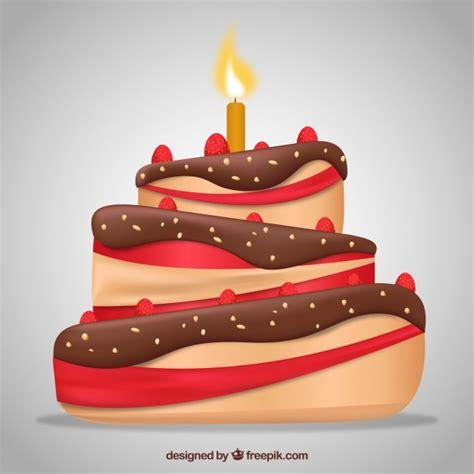 torta con candele deliziosa torta con candele e crema al cioccolato