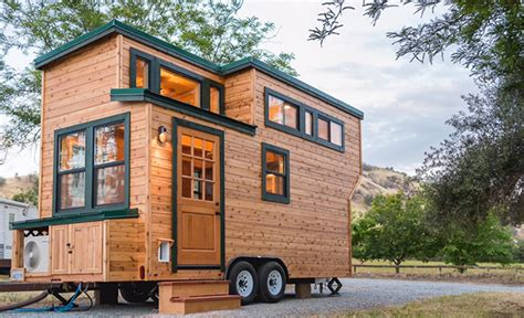 tiny houses take a big step adventure sports network