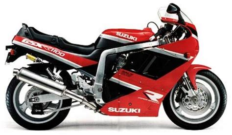 Suzuki Gsx R 1100 1989 1992 Workshop Service Repair Manual