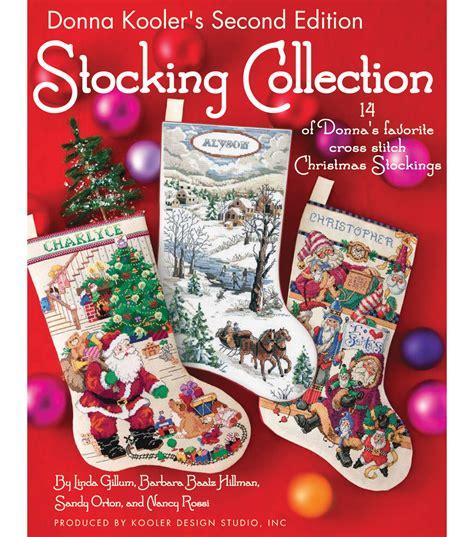 stocking book the leisure arts christmas stocking book 2 jo ann