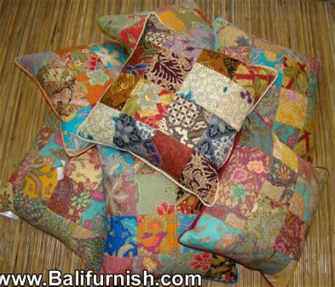 Tas Lomberg Handmade Indo Cover cus5 8 batik pillow covers