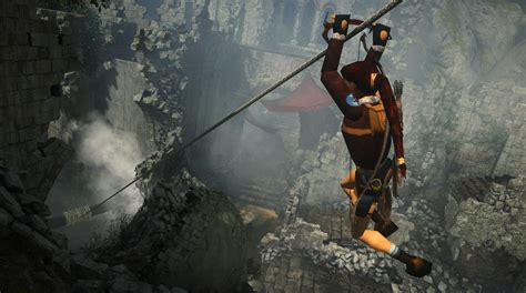 rise of the tomb raider details emerge pc gamer new rise of the tomb raider 20 year celebration