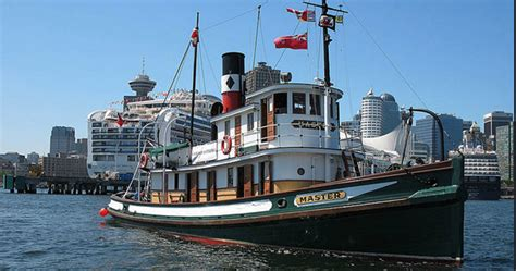 tug boats for sale bc canada ss master ss master steam engined tugboat vancouver bc
