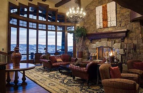 Southern Living Home Interiors Luxury Homes At The Top Of The World