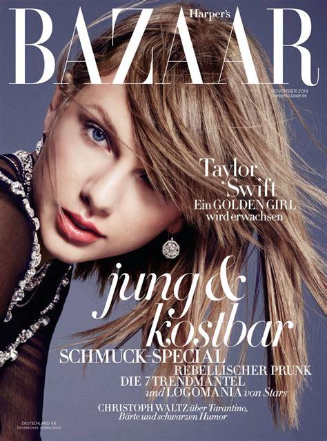 Harpers Bazaar Its Here by For S Bazaar Germany Stylebrity
