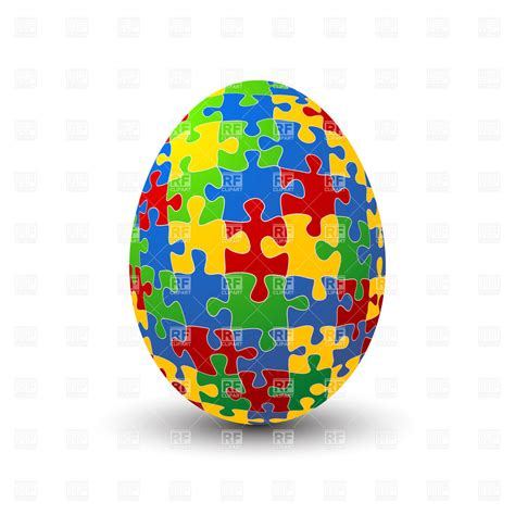 printable easter egg puzzle jigsaw puzzle easter egg 6365 holiday download royalty