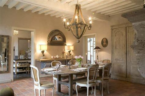d 233 coration salle a manger chic