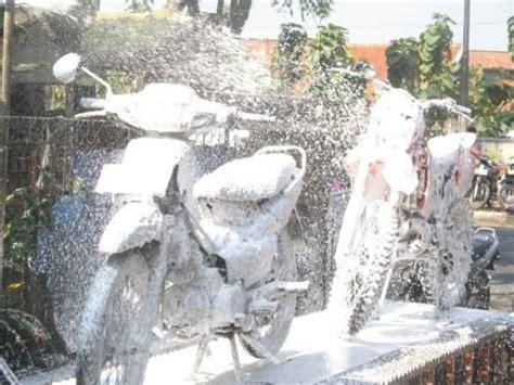 Alat Cuci Motor Kecil peluang usaha cuci motor modal kecil sipendik