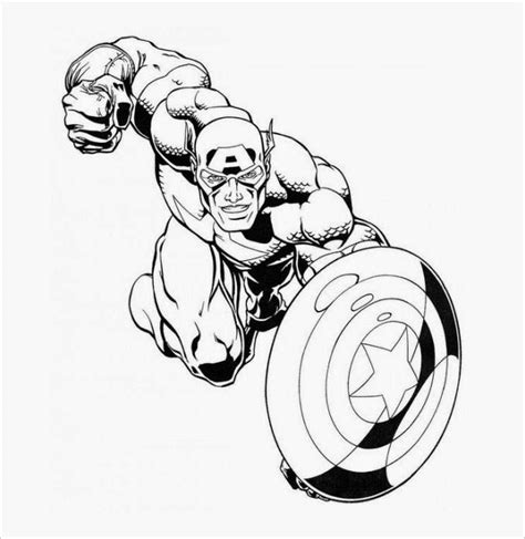imagenes blanco y negro super heroes superhero coloring pages coloring pages free premium