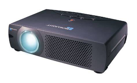 boxlight cp 33t projector l