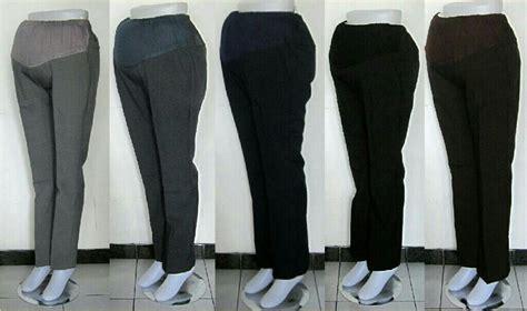 Celana Formal Big Size Jumbo celana kerja formal ada yg jumbo murah celana katun stretch ibuhamil