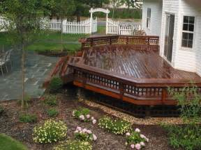 deck design stony brook ny photo gallery landscaping network