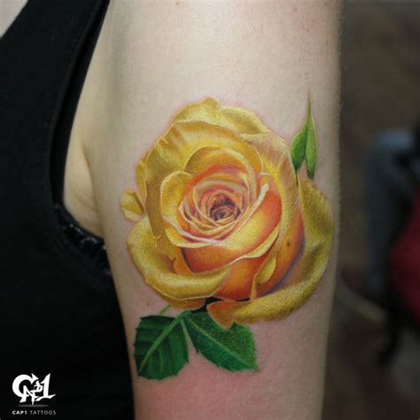 watercolor tattoo yellow rose watercolor yellow www pixshark images
