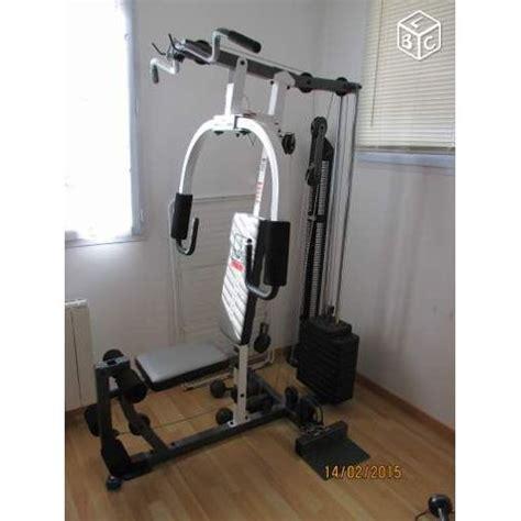 banc de musculation weider r 233 f 8970 achat et vente