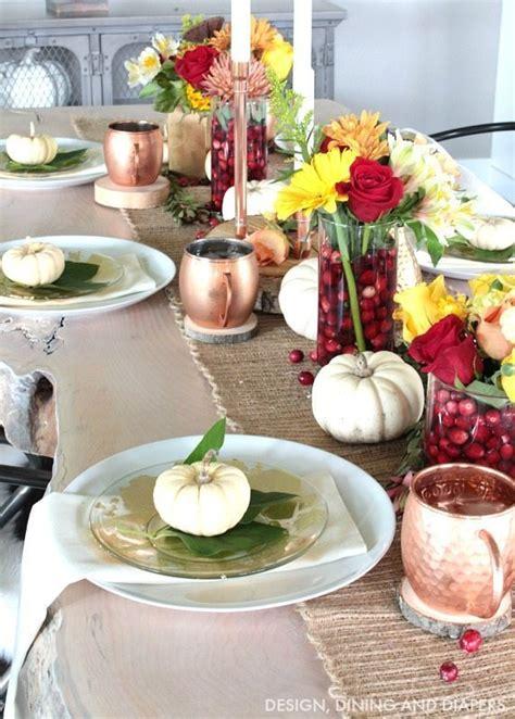 thanksgiving table settings thanksgiving table setting and more whiteaker