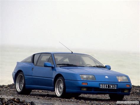 alpine a610 renault alpine a610 photos photogallery with 9 pics
