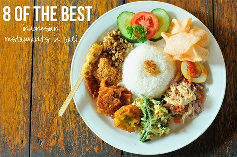blogger food indonesia 8 best indonesian restaurants in bali bali kura kura guide