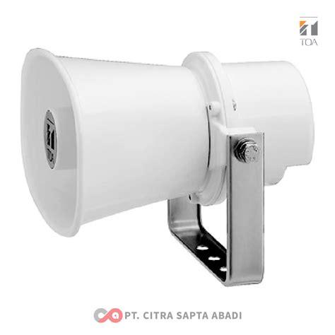 Horn Speaker Toa Zh 5025 toa zh 615s citra sapta abadi