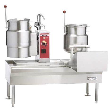 commercial kitchen steam kettle mise design group