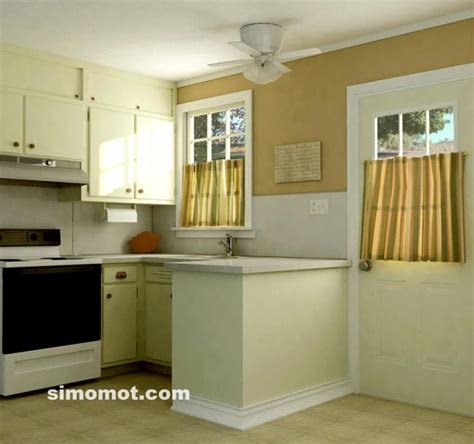 desain interior dapur sederhana desain interior dapur minimalis modern sederhana 45 si