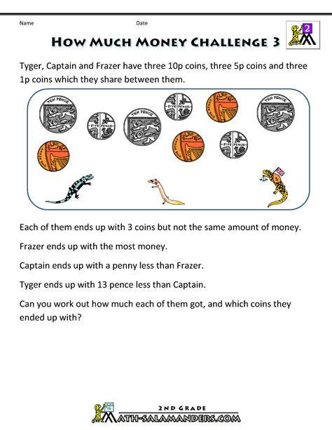 free printable worksheets uk free printable maths worksheets uk money money