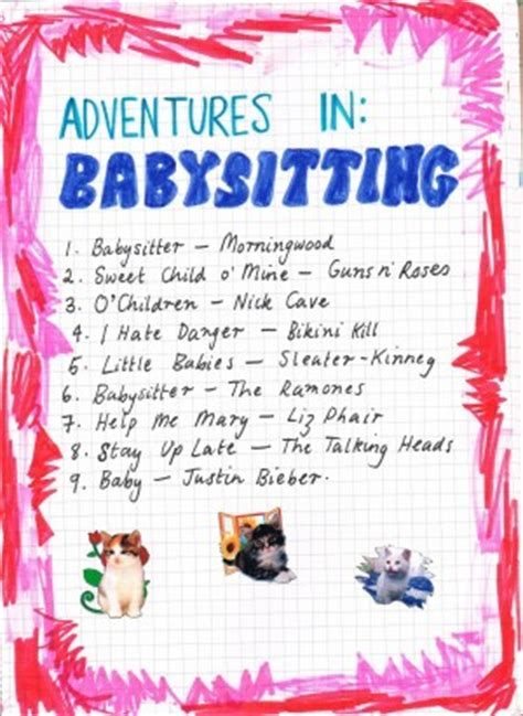 babysitting quotes for flyers quotesgram babysitting quotes quotesgram
