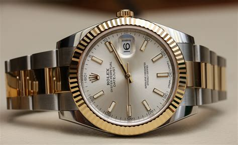 Jam Rolex Perpetual Date Satuan rolex datejust 41 two tone watches on ablogtowatch