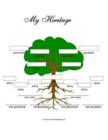 Single Parent Family Tree Template by 1000 Images About Lifebooks On Adoption