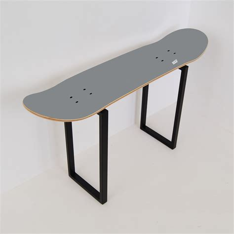skateboard bench bench with skateboard deck for a good skate gift idea