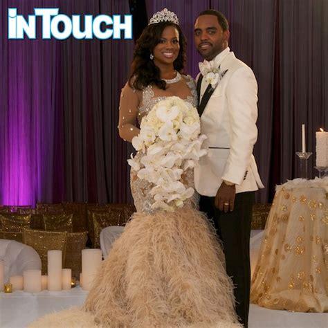 atlanta housewife kandi burruss wedding nosee rosee congratulations are in order kandi burruss