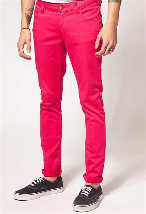 light pink chinos mens monkee genes supaskinny skinny jeans and religion