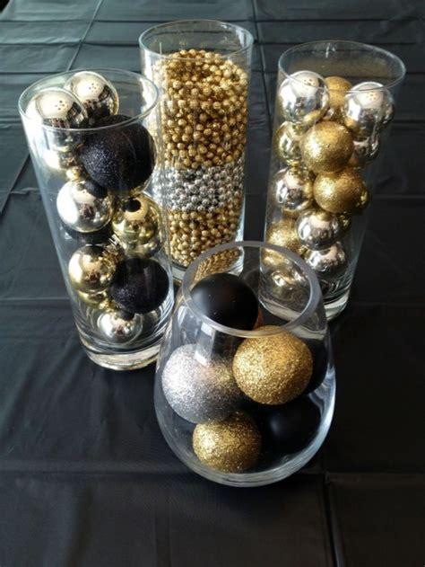 34 black gold christmas decor ideas designbump