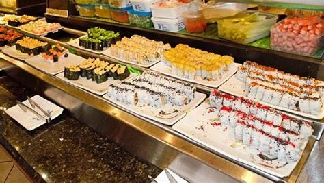 excellent sushi picture of kyojin japanese buffet south