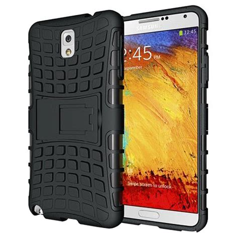 note 3 rugged rugged tough shockproof samsung galaxy note 3 black