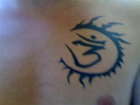 sun and om tattoo designs mens om designs coolmenstattoo