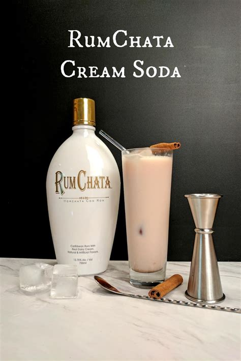 martini rumchata rumchata drinks with soda