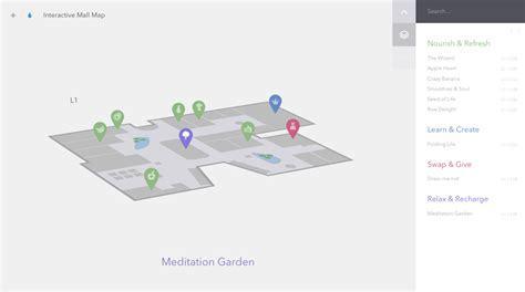 interactive floor plan maps in html5 image map creator interactive 3d mall map codrops