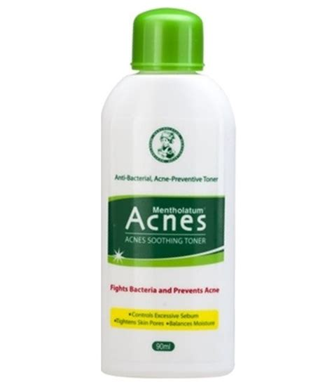 Toner Acnes acnes soothing toner buy acnes soothing toner at best prices in india snapdeal