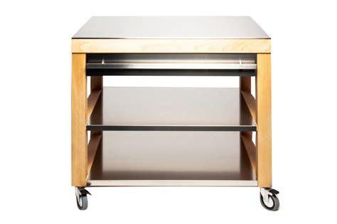 etagere de cuisine en inox cristel billot de cuisine cookmobil tiroir 233 tag 232 re