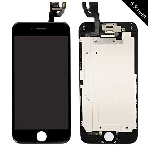 Lcd Touchscreen Iphone 6 Replika arotech pre assembled lcd display and touch screen