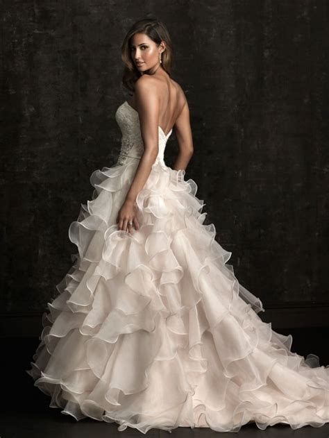 Gorgeous Wedding Dresses by 2013 Collection Gorgeous Wedding Dress By On