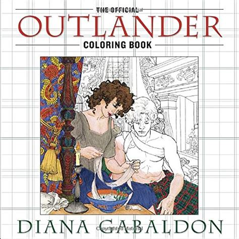 touched the official coloring book books 5 outlander books for sassanachs fireflies