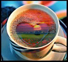 beautiful coffee morning on morning morning