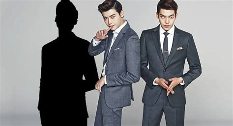 drama lee jong suk kim woo bin lee jong suk ingin membentuk boy grup seperti exo bersama