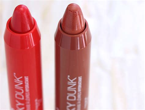 Lipstik Nyx Chunky Dunk 6 nyx chunky dunk hydrating lippies for a hit of